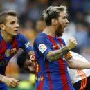 Messi misses opener