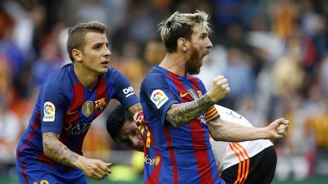 Messi to miss el-Classico