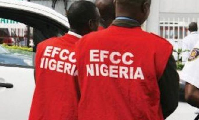 EFCC to arraign wife of SAN