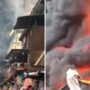 Fire in Ilorin
