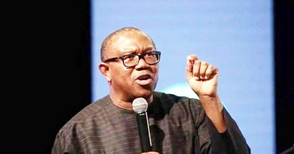 Peter Obi against budget for First Lady office