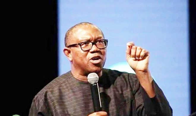Peter Obi New Year message