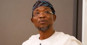 Aregbesola retires Prison Service officers