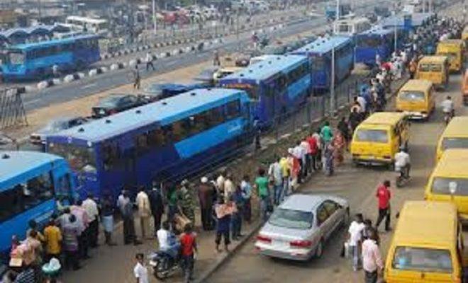 Lagos traffic robbers
