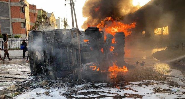 Katsina fire outbreaks