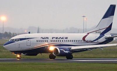 Air Peace wins award