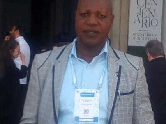 Mustapha Isah President NGE