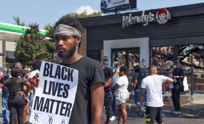 Black rights abuse in America