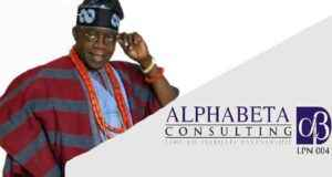 Tinubu and Alpha Beta Consulting