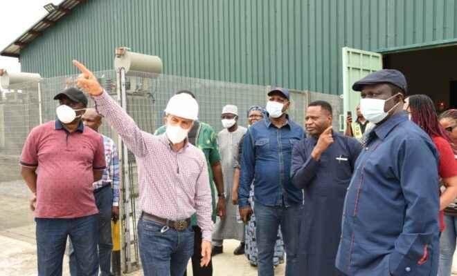 Rivers Cassava Processing Company