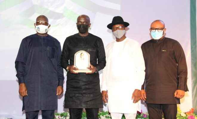Okowa wins Zik Prize