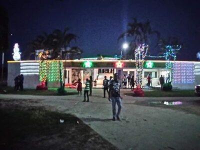 Akwa Ibom Christmas Village