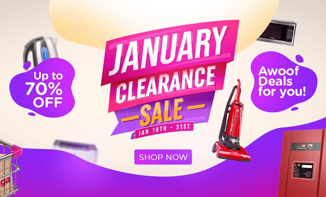 Konga Jan clearance sales