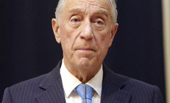 President Marcelo Rebelo de Sousa