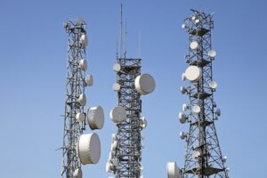 Telecoms masts
