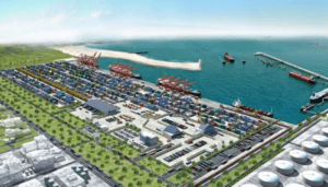 Ibom Deep Seaport design