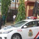 Lagos Island violence
