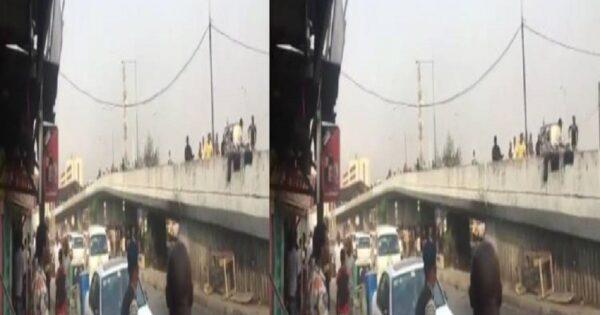 RTEAN-NURTW clash in Lagos