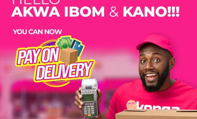 Konga pay-on-delivery