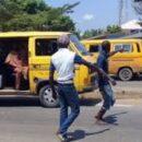 Touts in Lagos