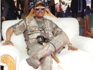 Willie Obiano as Ulaga Awka