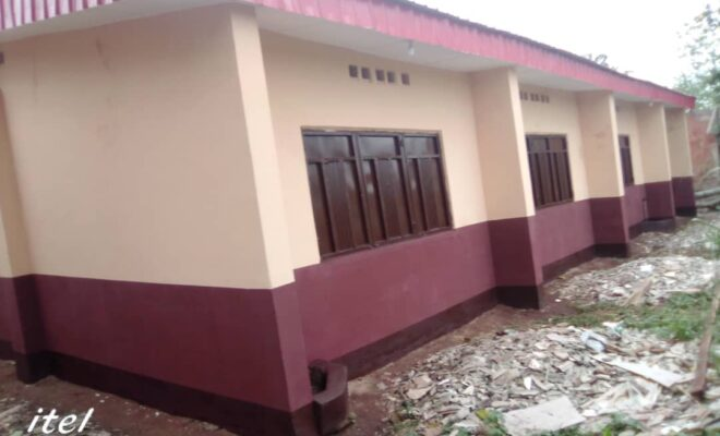 Igbanke Grammar School Admin Block