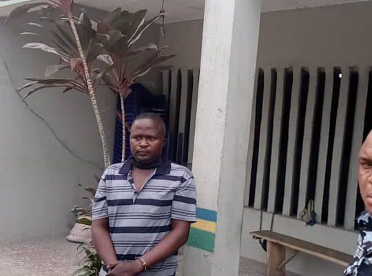 Inspector Jonathan Kampani