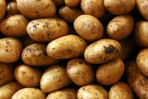 Plateau and potatoes