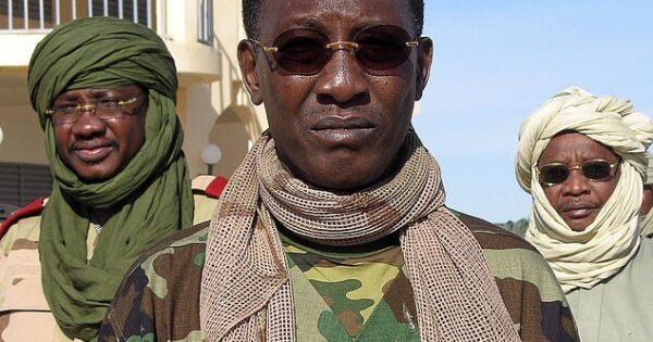 President Idris Deby is dead