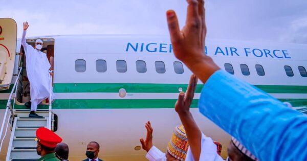 Buhari off to UK