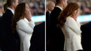 England lose Euro final
