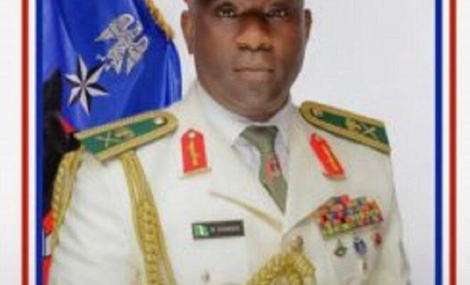 Maj Gen Hassan Ahmed