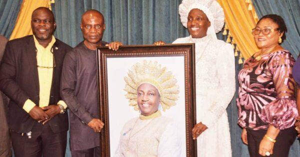 Rev Esther Abimbola Ajayi