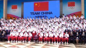 China at Olympics