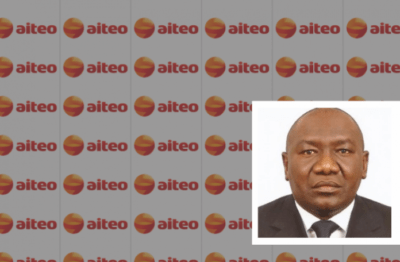 Aiteo and Benedict Peters