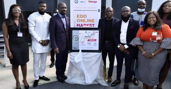 Konga partner Edo govt