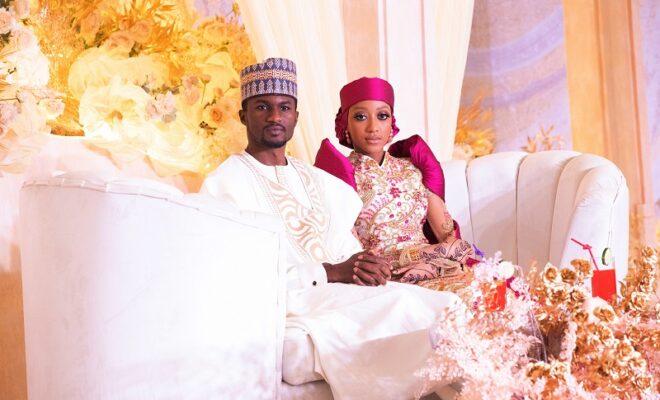 Yusuf and Zahra Buhari