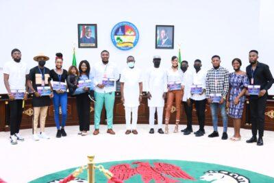 Okowa and Delta Talent show winners